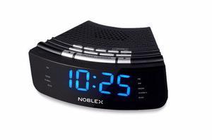 Radio Reloj Despertador Am / Fm Noblex Rj950 Envío Gratis