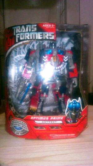 Transformers Optimus Prime Level 4. De la marca Hasbro