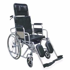 Vendo silla de rueda reclinable