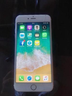 iPhone 6s plus rose 16 gb banda negativa