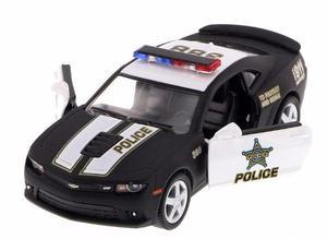 Auto De Colección Chevrolet  Camaro Policia