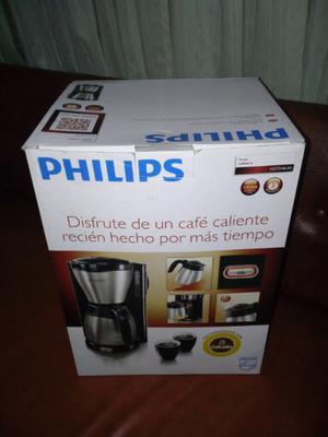 """CAFETERA PHILIPS CON JARRA TERMICA """"NUEVA"""""""