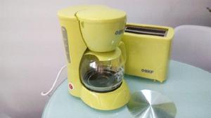Cafetera tostadora BKF