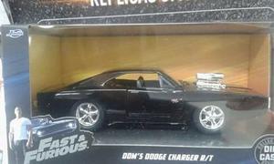 Dodge Charger R/t Rapido Y Furioso Ultima Unidad A $ 450