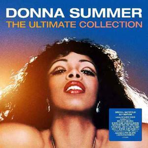 Donna Summer Ultimate Collection 2 Vinilos Nuevos Importado