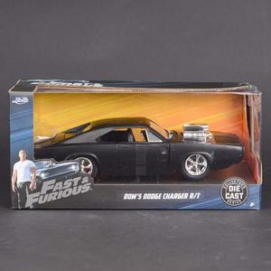 Fast & Furious / Rápido Y Furioso Dom`s Dodge Charger 20 Cm