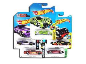 Hot Wheels Pack X 10 Colección Autitos Surtidos Mattel