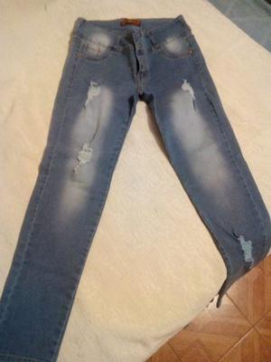 Jeans Nuevo chupin