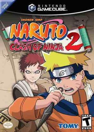Naruto Clash Of Ninja 2 - Gamecube