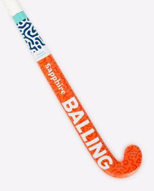Palo De Hockey Balling Sapphire Orange 100% Fibra De Vidrio