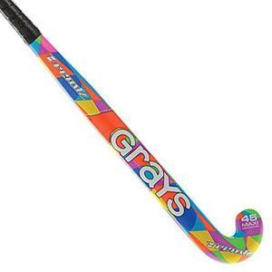 Palo De Hockey Grays Gx Trendz 36,5' 100% Fibra - Olivos