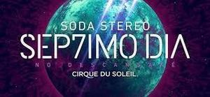 Soda Stereo Septimo Dia Vinilo Doble 2 Lp