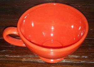 Tazon desayuno ceramica artesanal