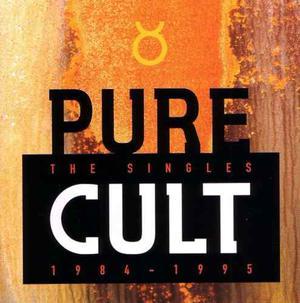 The Cult Pure Cult The Singles  Vinilo Nuevo Import