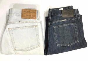 liquido lote de 33 pantalones usados de hombre de marca