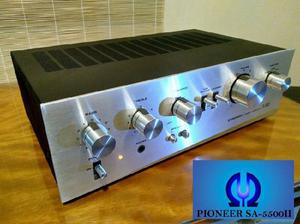 AMPLIFICADOR PIONEER SA-5500II --- EXCELENTE ESTADO ---