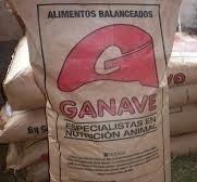 Alimento Para Ranas Ganave X 15 Kg