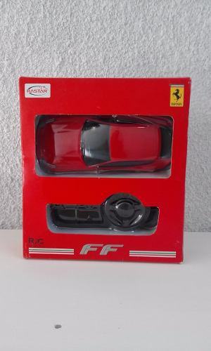 Auto Radio Control Ferrari Ff Rastar