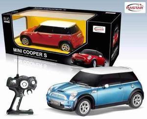 Auto Radio Control Rastar 1:14 Mini Cooper S Baby Shopping
