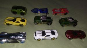 Autos de Hot wheels