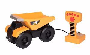 Cat Grandes Máquinas Camion Volcador Con Control Y Sonido