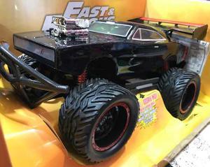 Dodge Charger Rápido Y Furioso Toretto Radio Control