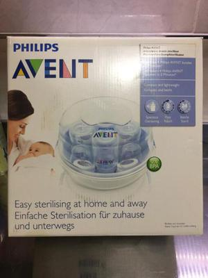 Esterilizador de mamaderas microondas Avent Philips