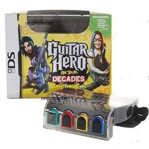 Grip Guitar Hero, Nintendo Ds Lite O Nintendo Ds