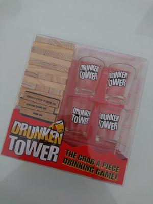 f677df3fb Juego jenga shot tequila ! drunken tower prendas divertite