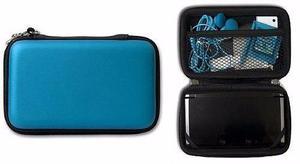 Kit De Protección Nintendo Ds Lite Estuche + Film +