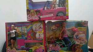 Liquido barbis nuevas en caja varios modelos