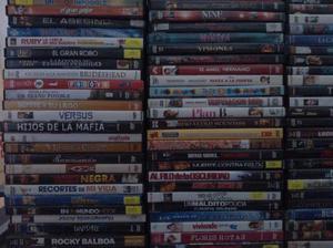Lote 25dvds Originales Muy Buenos Títulos.2
