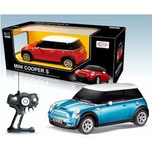 Mini Cooper S Escala  Cm Radio Control Ploppy