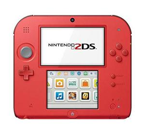 Nintendo 2ds Impecable + 2 Juegos + Cargador