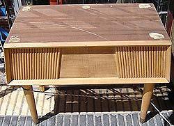 Raro mueble multiproposito de diseño retro ratona bar