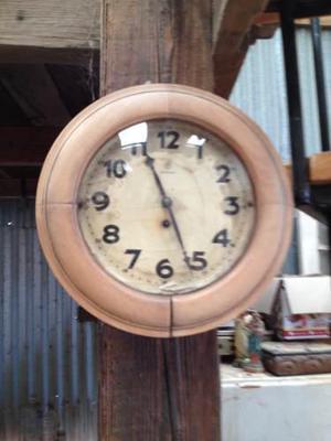 Reloj Antiguo, Junghans.