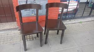 Sillas De Bar - Restaurante Tipo Thonet 24 Unidades!!!!!