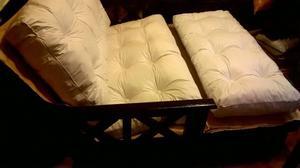Sillon cama futon de 2 cuerpos entrega sin cargo a domicilio