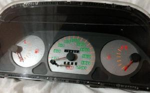 Tablero instrumental de Fiat Palio y Siena personalizado