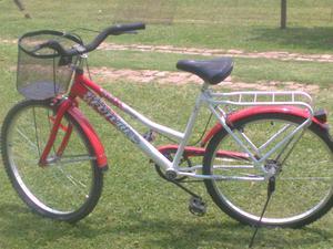 Vendo bicicleta hermosa