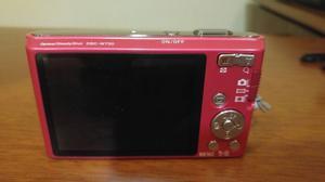 Vendo camara Sony sin uso, con caja y accesorios