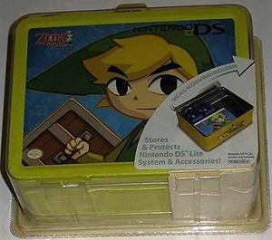 Zelda Phantom Reloj De Arena Para Nintendo Ds Lite