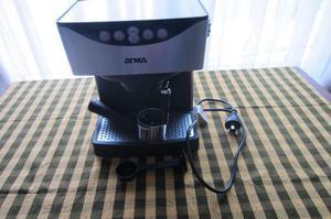 cafetera express digital ca9191x, marca atma, casi nueva!!!!