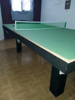 vendo mesa de pool ping ping $
