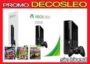 ** DECOSLEO** Xbox 360 DUAL para todo tipo de juegos NUEVAS