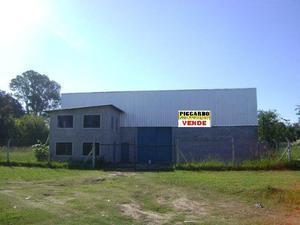 Galpón en venta calle Corrientes Gral. Rodríguez Piccardo