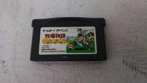 Harvest Moon Original Japones Para Gameboy Advance Y Ds. Kuy