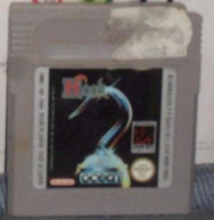 Hook Game Boy Original