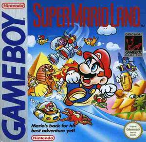 Juego Super Mario Land Nintendo Game Boy Palermo Z Norte