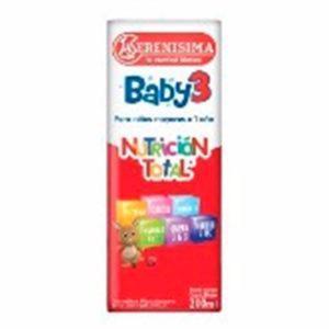 Leche La Serenisima Baby 3 30 Bricks 200ml Punto Bebe